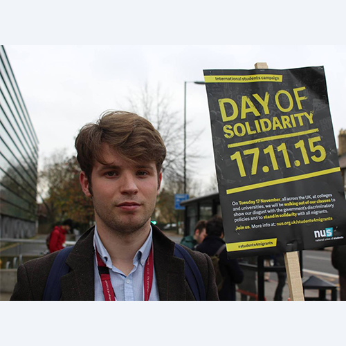City-and-Islington-president-campaigning