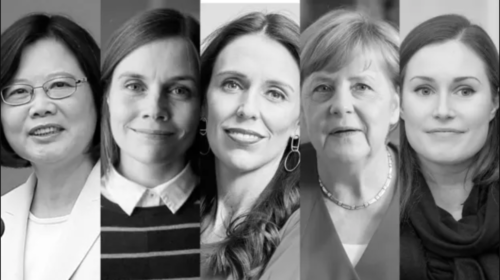 WOMEN'S INFLUENCE IN LEADERSHIP THROUGH HISTORY